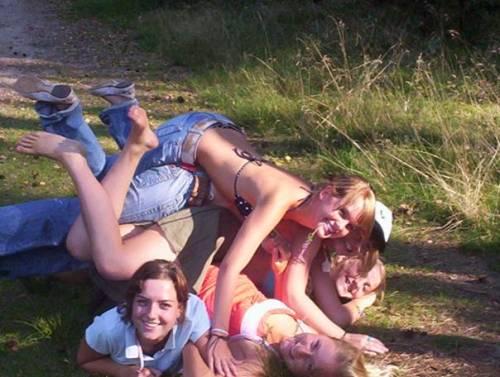 kamp gekke foto 2005